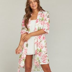 Show Me Your Mumu Brie Belted Robe